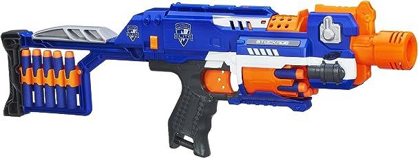 Hasbro Nerf 98695EU4 - N-Strike Elite Stockade, Spielzeugblaster