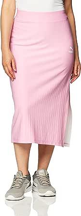 PUMA Classics Rib Skirt Gonna Donna