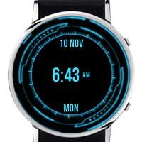 Wear Watchface Z3