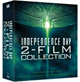 Independence Day (1996) + Independence Day Resurgence (Box 2 Br)