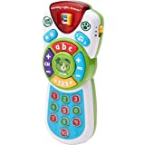 LeapFrog Scout's Learning Lights Remote, Musical Baby Toy, Baby Toy with Lights, Sounds, Numbers & Letters, Interactive Educational Toy for Children 6 months+, 1, 2, 3, 4 Year Olds Boys & Girls