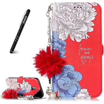 slynmax galaxy s8 case wallet florid series