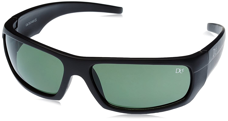 Dice Uni Sonnenbrille, schwarz matt, D012237