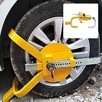 3 Tasten Auto-Diebstahlsicherung Lenkradsperre Sichere Verriegelung LFDHSF Diebstahlsicherung