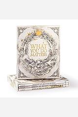 What You Do Matters: Boxed Set: What Do You Do with an Idea?, What Do You Do with a Problem?, What Do You Do with a Chance? Gebundene Ausgabe