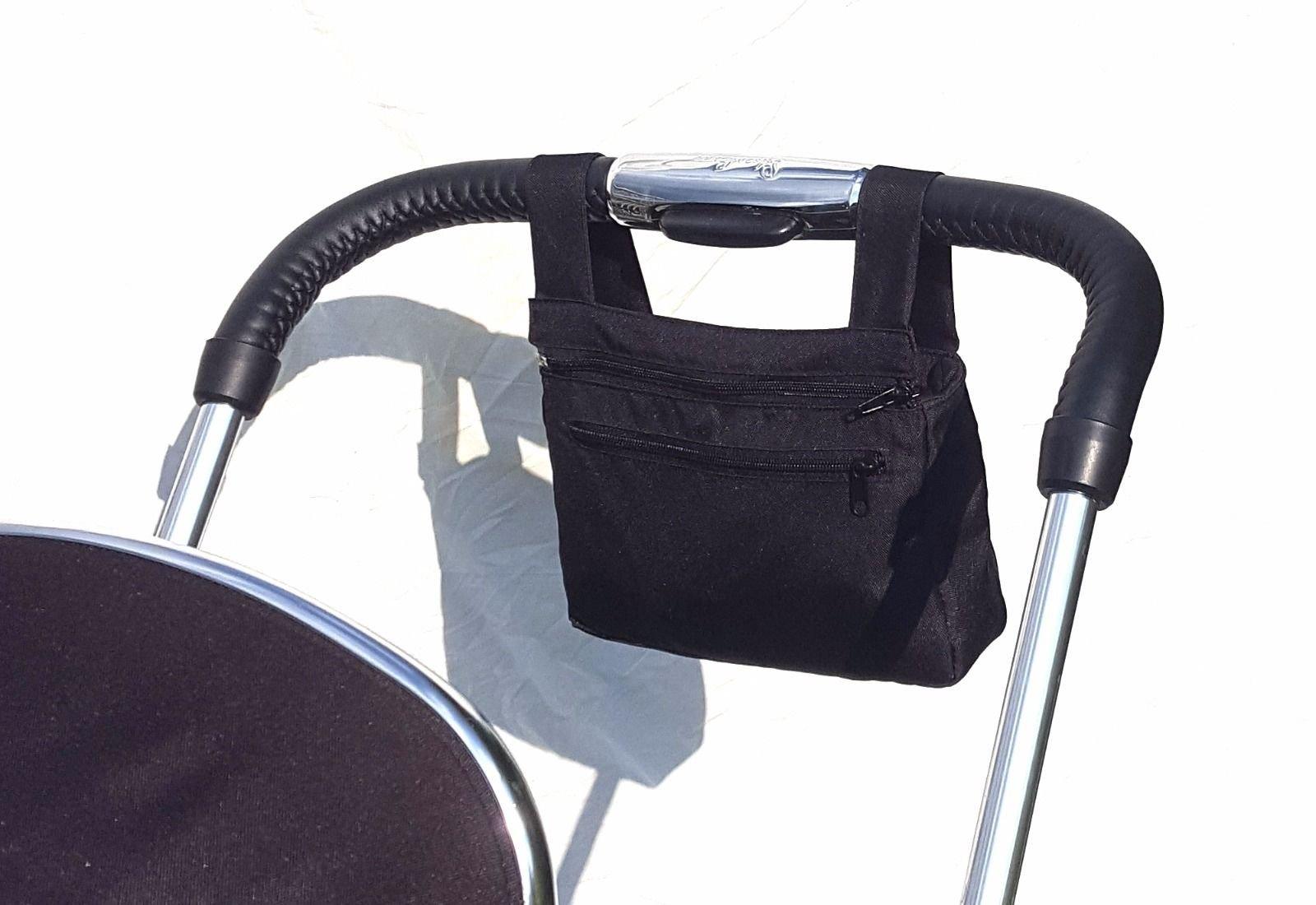 Piccola borsa per passeggino passeggino organizer piccola borsa fasciatoio 3in1borsetta
