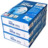 AVERY Zweckform 2566 Inkjet Druckerpapier, DIN A4 Papier, 100 g/m², 3 Pack (1.500 Blatt) hoch weiß