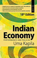 Indian Economy: Performance and Policies (Academic Foundation)