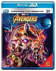 Avengers: Infinity War - 3D BD