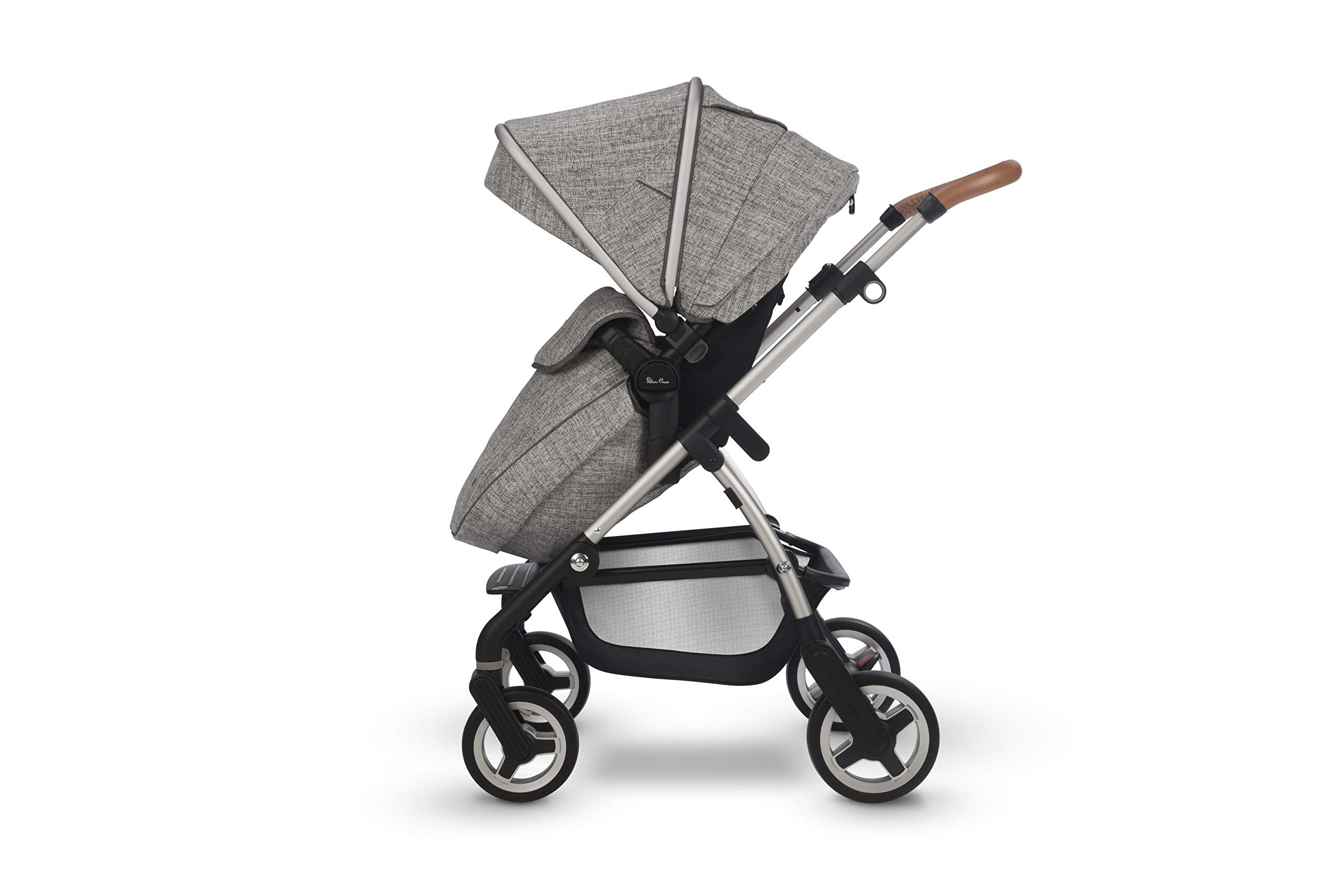 Silver Cross Wayfarer Camden Silver Cross Complete pram system that includes everything you need from birth to toddler Includes a lie-flat carrycot for your new born that is suitable for overnight sleeping Compact, lightweight and convenient, hardwearing and durable 3