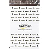 Securement Amazon Branded Economy Poly Bag without Document Pouch (11 x 8 Inches) -100 Bags