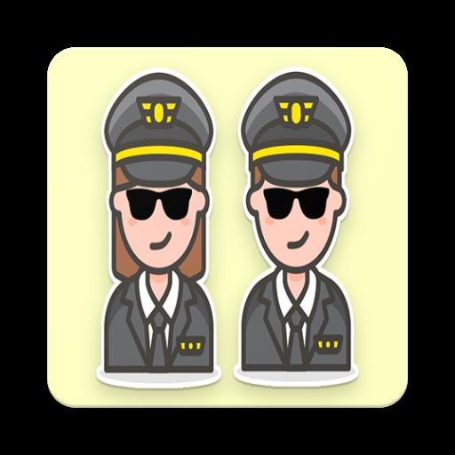 Aviation Stickers - WAStickersApps