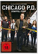 Chicago P.D. - Season 5 [6 DVDs]