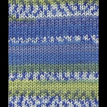 Fab DK Yarn 100g Ball Patons Yarn Rainbow