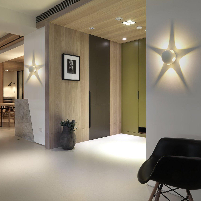 Applique da parete, Moderna Lampada da parete su e giù per ...