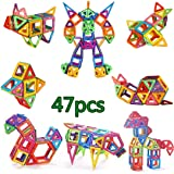 VicJoye Building Blocks Set, Build It Toys Kids Building Building Toys For Boys Building Tiles For Kids For Kids Childrens To