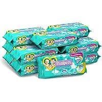 Pampers Baby Fresh Salviettine, Formula Idratante e Delicata che Ripristina il PH della Pelle,12 Confezioni da 50 Pezzi…