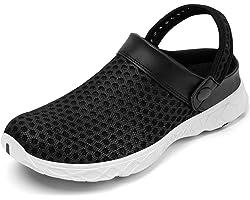 katliu Unisex Pantofole da All'Aperto Estate Leggere per Casa Mare Spiaggia, 35-45