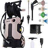 Cecotec 5404 Hidrolimpiadora HidroBoost 2400 Home&Car 2400W 180 bar 480 l/h, Negro