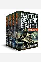 Battle Beyond Earth - Box Set (Books 6-9) Kindle Edition
