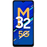 Samsung Galaxy M32 5G (Slate Black, 6GB RAM, 128GB Storage)