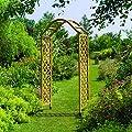 Gardman Eleganter Rosenbogen aus Holz von Gardman auf Du und dein Garten