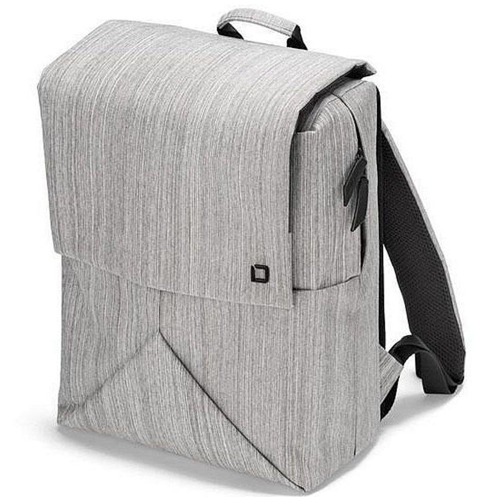 Dicota Code Backpack 11-13 13 Backpack Grey - notebook cases (33 cm (13), Backpack, Grey, 11