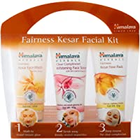 Himalaya Herbals Fairness Kesar Facial Kit, 150ml