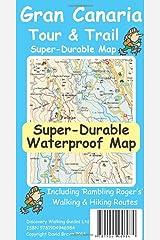 Gran Canaria Tour & Trail Super-durable Map Map
