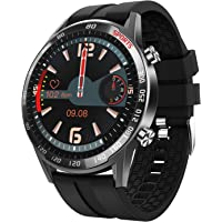 BingoFit Smart Watch for Men, Full Touch Screen Activity Tracker Heart Rate Monitor Blood…