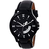 Redux RWS0106S Analogue Black Smart Dial Men's & Boy's Watch
