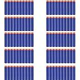 100 Balles en mousse bleue fléchettes balles en mousse élite NERF 7,3 cm jouets pour enfants