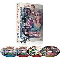Die Schlangengrube und das Pendel - Limited Deluxe Mediabook-Edition (+ 2 DVDs, CD-Soundtrack/36-seitiges Booklet/in HD…