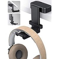 Lamicall Supporto per Cuffie, Regolabile Supporto per Auricolari - Nero