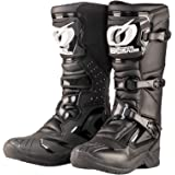 O'Neal RSX Boot Motocross MX Stiefel Schuhe Motorrad Enduro Offroad Trail Cross Knöchel Schutz, 0334-1, Größe 45
