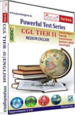 Practice Guru CGL Tier II Test Series (CD)