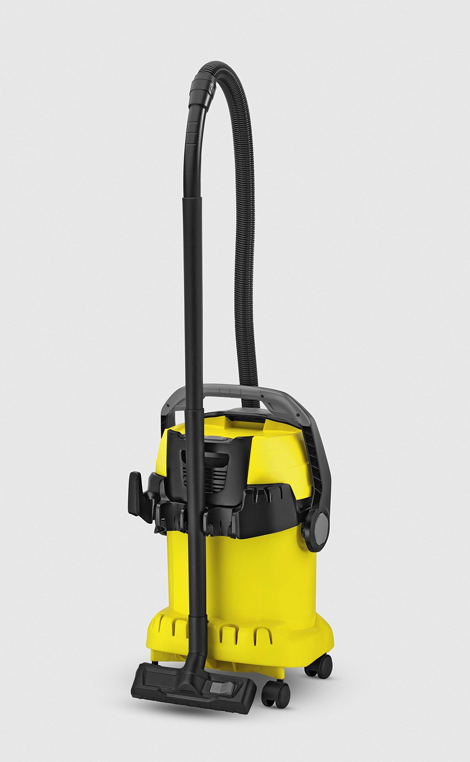 Kärcher WD 5 - Dry-Wet-Staubsauger, 1100 W, 230 V, 25 L