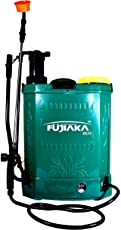 Fujiaka™ Duo 2 in 1 Function, Battery and Manual Operated Agricultural Sprayer