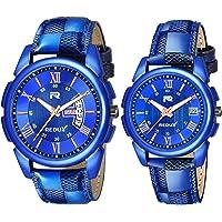 Redux Analogue Blue Dial Combo Men's & Girl's Watch -RWS0400S