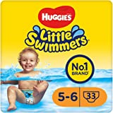 Huggies Little Swimmers - Baby zwemluiers - maat 5/6 (12 tot 18 kg) - 33 stuks - Voordeelverpakking