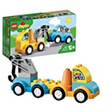 LEGO DUPLO My First Tow Truck Building Blocks for Kids (11 Pcs)10883