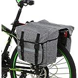 Lixada Fietstas Waterdichte Fiets Achter Rack Tas Draagbare Bike Seat Carrier Bag Racefiets Opbergtas