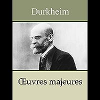 DURKHEIM - Oeuvres: De la division du travail social, Les Règles de la méthode sociologique, Le Suicide, Les Formes…