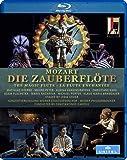 Mozart: Die Zauberflöte (Salzburg 2018) [Blu-ray]