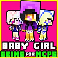 Baby Girls Skins for MCPE 2018