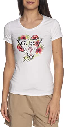 Guess T-Shirt W1RI25 I3Z00 Icon Tee Donna