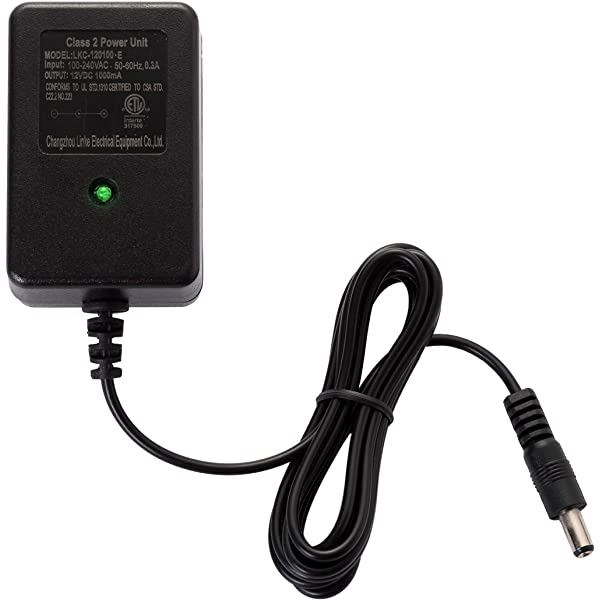 12 Volt Kids Powered Ride On Car Universal Round Hole Charger with Charging
