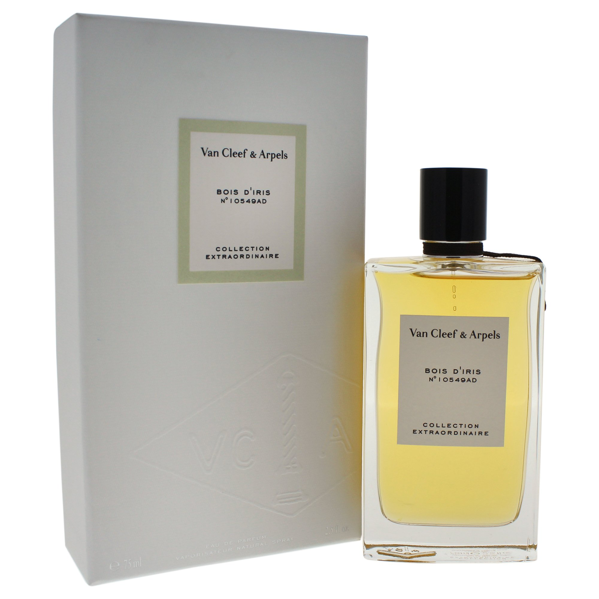Van Cleef & Arpels Collection Extraordinaire Bois d ' IRIS Eau de Parfum spray 75 ml
