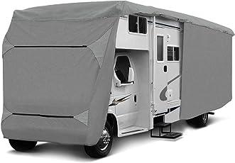 1PLUS Wohnmobil Schutzhülle Schutzhaube für Campingmobile in verschiedenen Größen (660 x 235 x 275 cm)