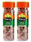 Kery Amla Candy, 2 Bottles, 260g [Dried Amla Fruit Mouth Freshener]